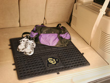 University of Colorado Buffalos Heavy Duty Vinyl Cargo Mat