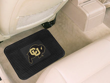 University of Colorado Buffalos 2-pc Rear Floor Mats