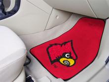 University of Louisville Cardinals Carpet Floor Mats