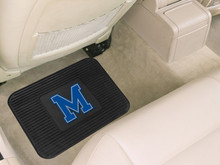 University of Memphis Tigers 2-pc Rear Floor Mats