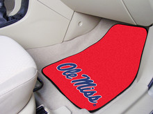 University of Mississippi Carpet Floor Mats