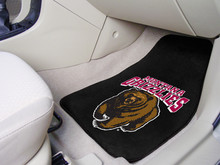University of Montana Grizzlies Carpet Floor Mats