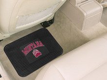 University of Montana Grizzlies 2-pc Rear Floor Mats