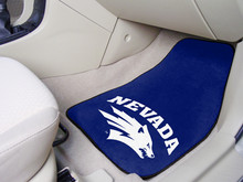 University of Nevada Wolf Pack Carpet Floor Mats