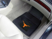 University of Texas Longhorns Vinyl Floor Mats