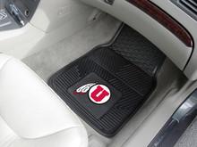 University of Utah Utes Vinyl Floor Mats