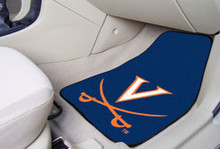 University of Virginia Carpet Floor Mats
