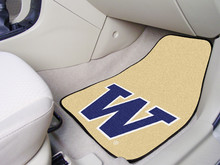 University of Washington Carpet Floor Mats