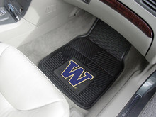University of Washington Vinyl Floor Mats