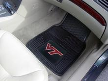 Virginia Tech Vinyl Floor Mats