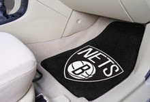 Brooklyn Nets Carpet Floor Mats