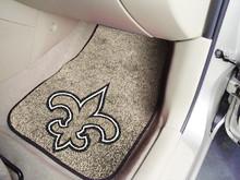 New Orleans Saints Carpet Floor Mats
