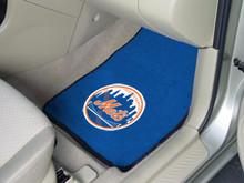 New York Mets Carpet Floor Mats