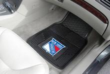 New York Rangers Vinyl Floor Mats