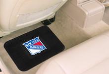 New York Rangers Rear Floor Mats