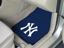 New York Yankees Carpet Floor Mats