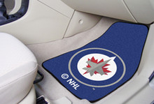 Winnipeg Jets Carpet Floor Mats