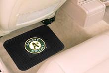 Oakland Athletics Rear Vinyl Floor Mats