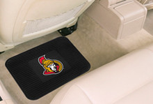Ottawa Senators Rear Floor Mats