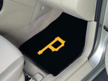 Pittsburgh Pirates Carpet Floor Mats