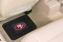 San Francisco 49ers Rear Floor Mats