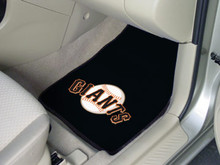 San Francisco Giants Carpet Floor Mats