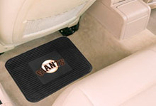 San Francisco Giants Rear Vinyl Floor Mats