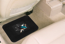 San Jose Sharks Rear Floor Mats