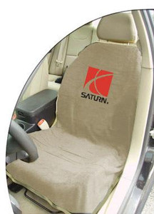 Saturn Tan Car Seat Cover Towel