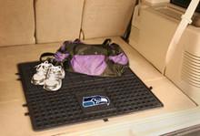 Seattle Seahawks Heavy Duty Vinyl Cargo Mat & Trunk Liner