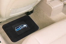 Seattle Seahawks Rear Floor Mats
