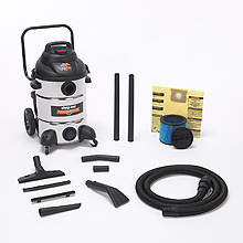 Shop-Vac 12 Gallon 6.5 Peak HP Commercial Vacuum Model 9621310
