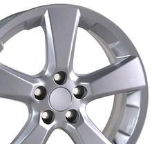 "18"" Fits Lexus - RX330 Wheel - Silver 18x7"