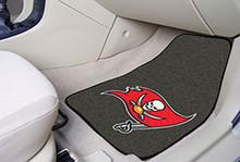Tampa Bay Buccaneers Carpet Floor Mats