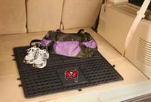 Tampa Bay Buccaneers Heavy Duty Vinyl Cargo Mat & Trunk Liner