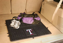 Texas Rangers Vinyl Cargo Mat
