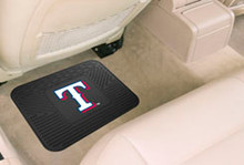 Texas Rangers Rear Vinyl Floor Mats