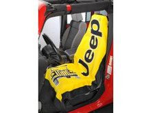 Jeep TOWEL-2-GO Yellow Car Seat Cover Towel