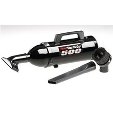 Vac-N-Go 12 Volt Hand-held High Performance Vacuum Model AM-2 B