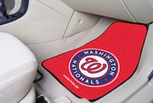 Washington Nationals Carpet Floor Mats
