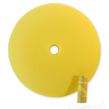 "9"" Yellow Foam Compound Pad L44-609"