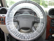 Plastic Steering Wheel Covers