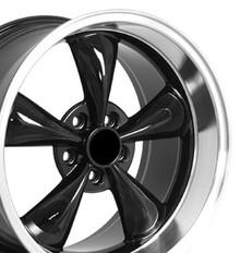 "18"" Fits Ford - Mustang Bullitt Wheel - Black 18x10"