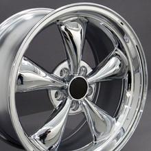 """18"""" Fits Ford - Mustang Bullitt Wheel - Chrome 18x9"""