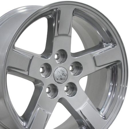 "20"" Fits Dodge - Ram Wheel - Polished 20x9"