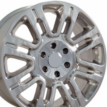"20"" Fits Ford - Expedition Wheel - Polished 20x8.5"