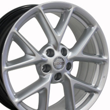 "19"" Fits Nissan - Maxima Wheel - Hyper Silver 19x8"