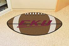 Eastern Kentucky Football Rug