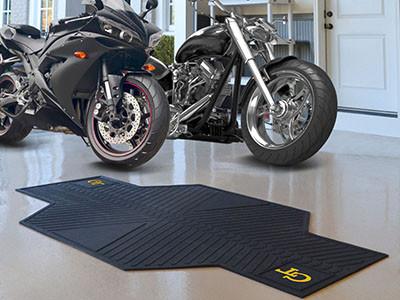 Georgia Tech Motorcycle Mat