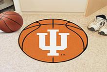 Indiana Basketball Mat